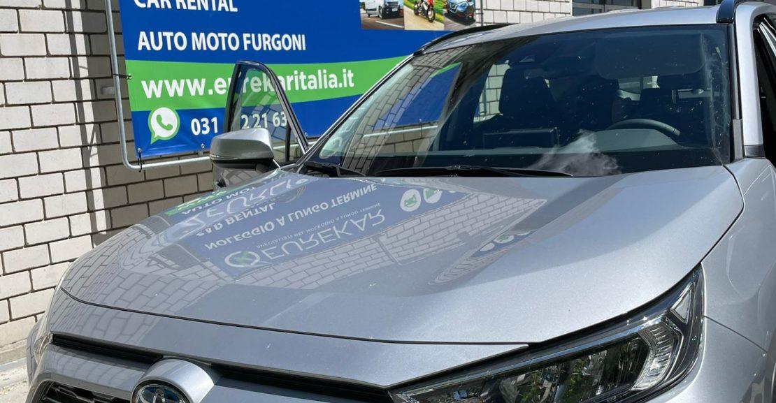 RAV4 Hybrid AWD Business